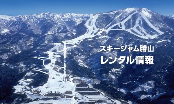 スキー ジャム 勝山